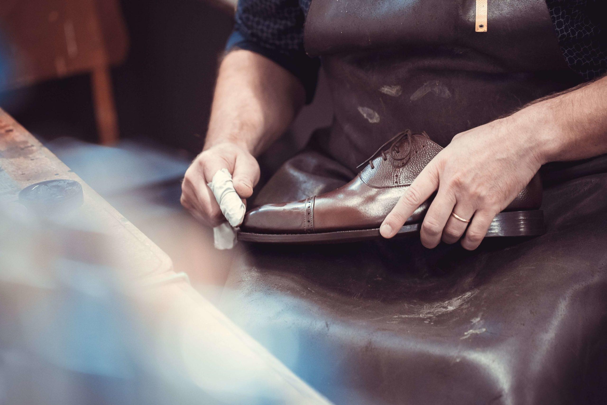 Paul Dascotte shoemaker and cobbler